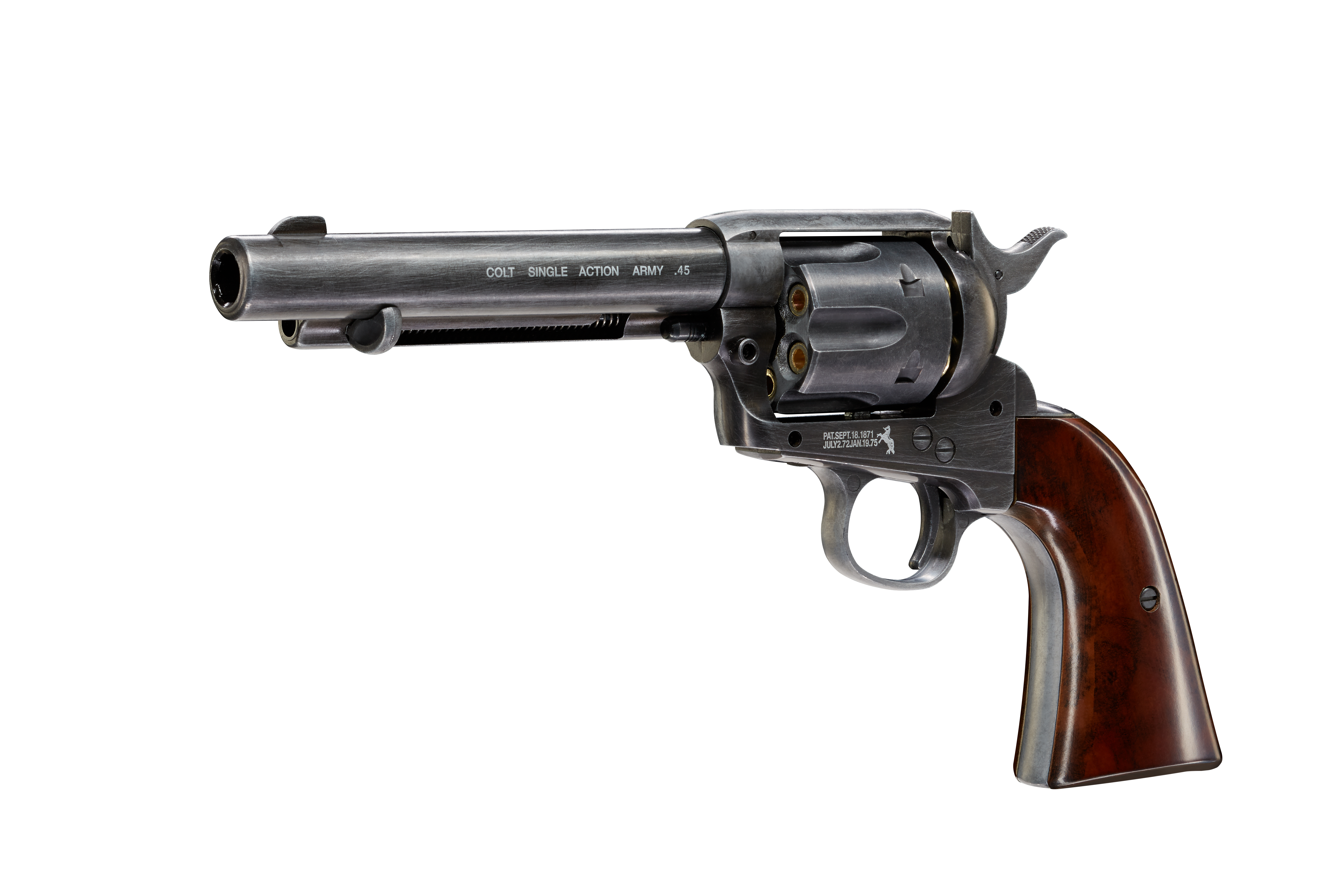 COLT SINGLE ACTION ARMY 45, 4,5mm BB