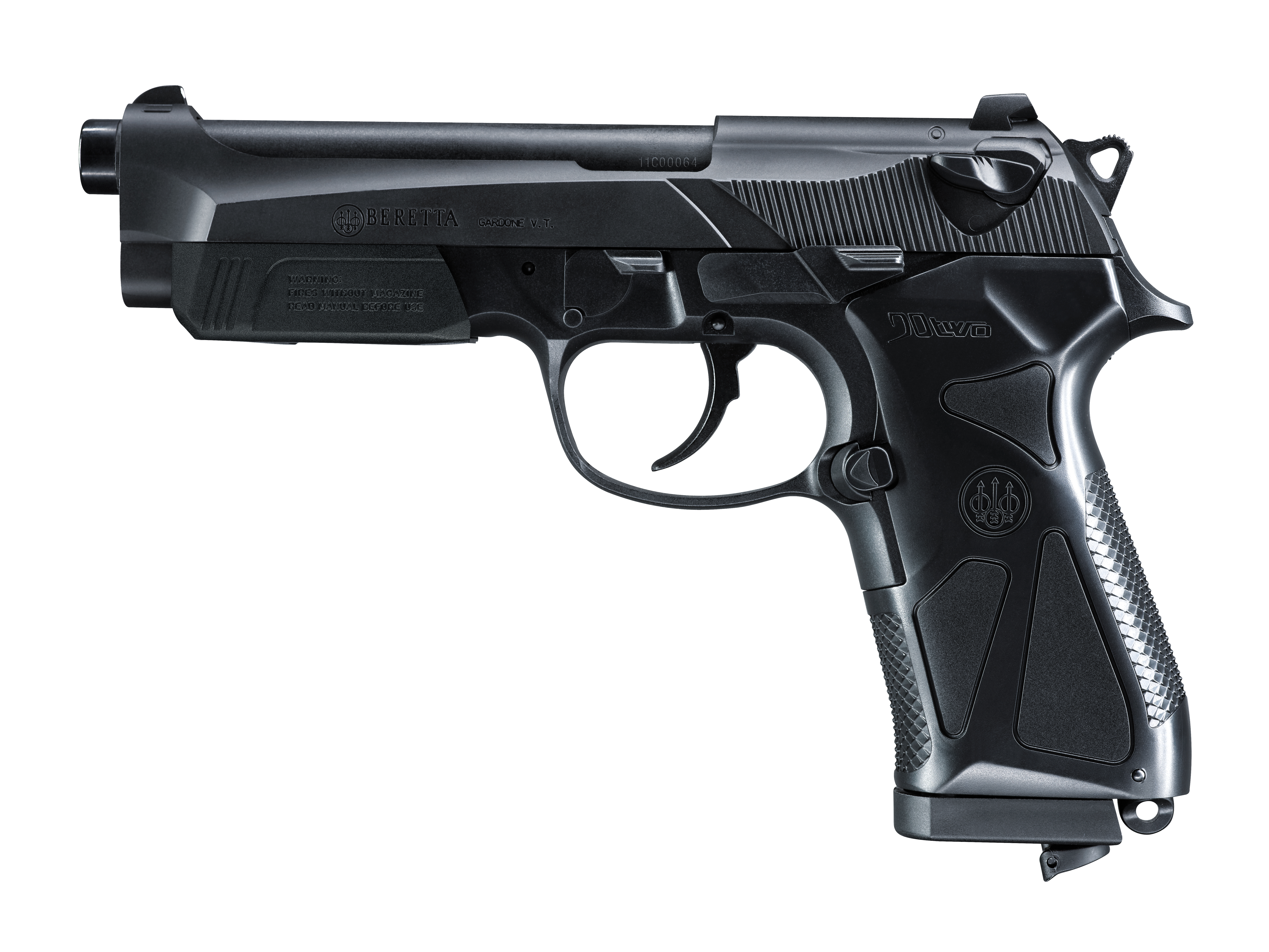 Beretta 90Two Airsoftpistole, 6mm BB CO2