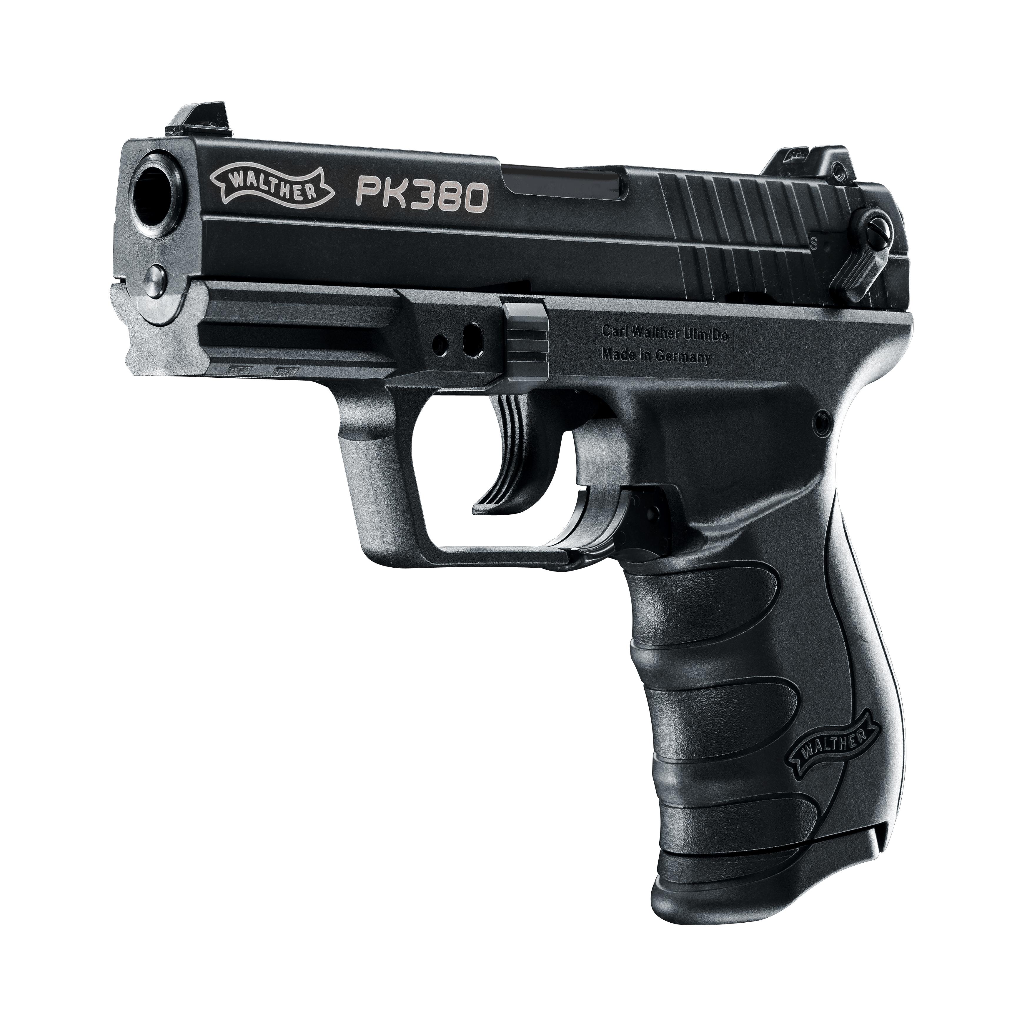 Walther PK 380 Schreckschuss Pistole 9mm P.A.K.