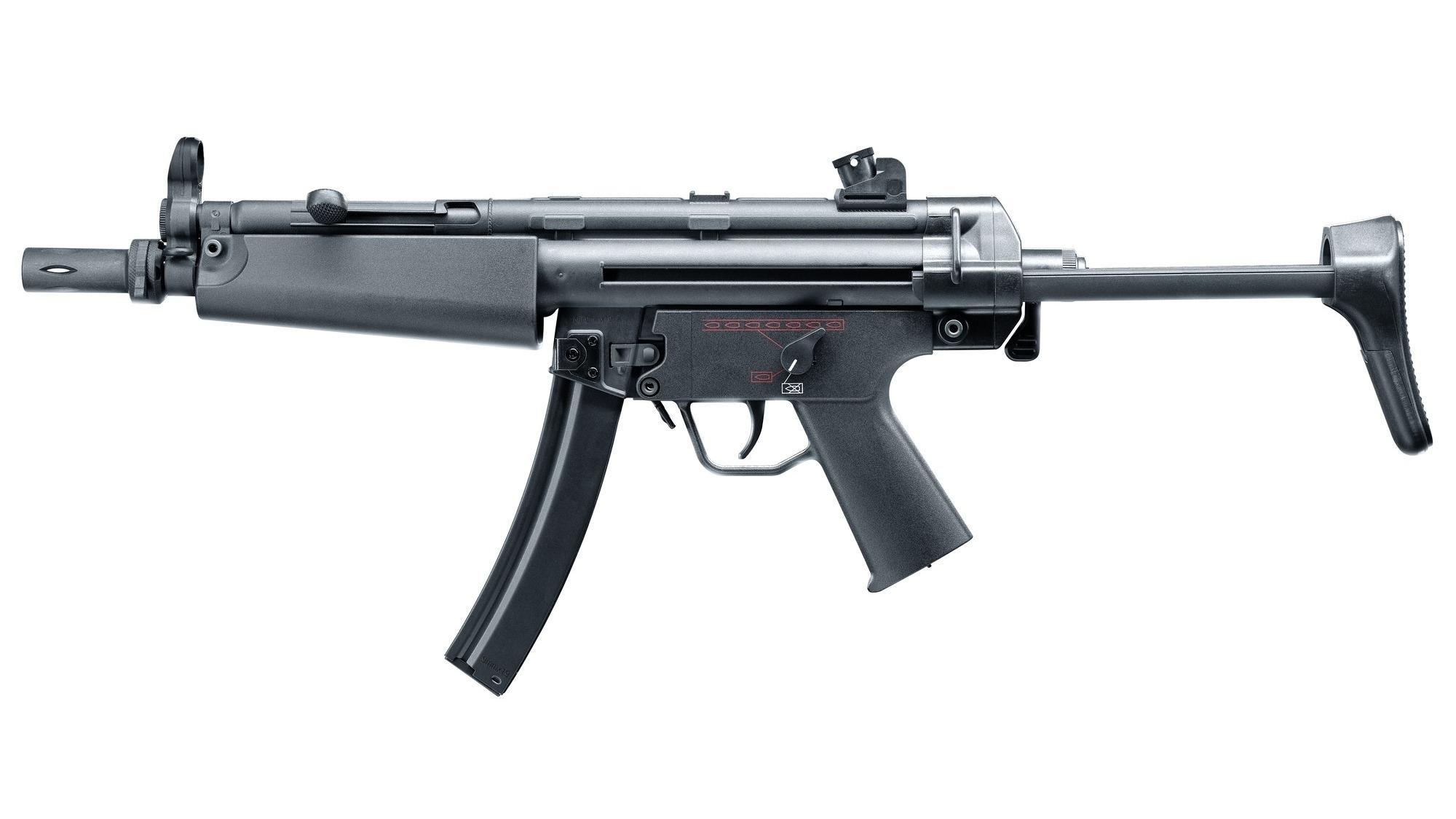 Heckler & Koch MP5 A3 Sportsline Airsoft S-AEG