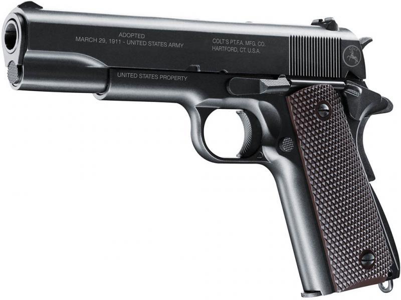 Colt 1911 COMMEMORATIVE CO2 Pistole 4,5mm BB
