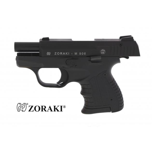 Zoraki 906 Schreckschusspistole, 9mm P.A.K brüniert