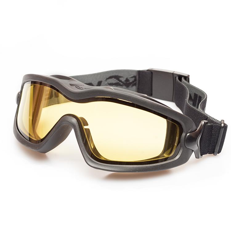 Airsoft Brille / Schießbrille Valken Sierra gelb