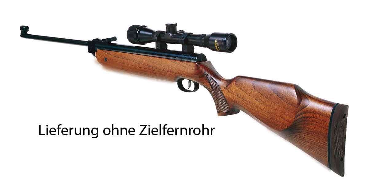 Weihrauch HW80 Luftgewehr, 4,5mm Diabolo