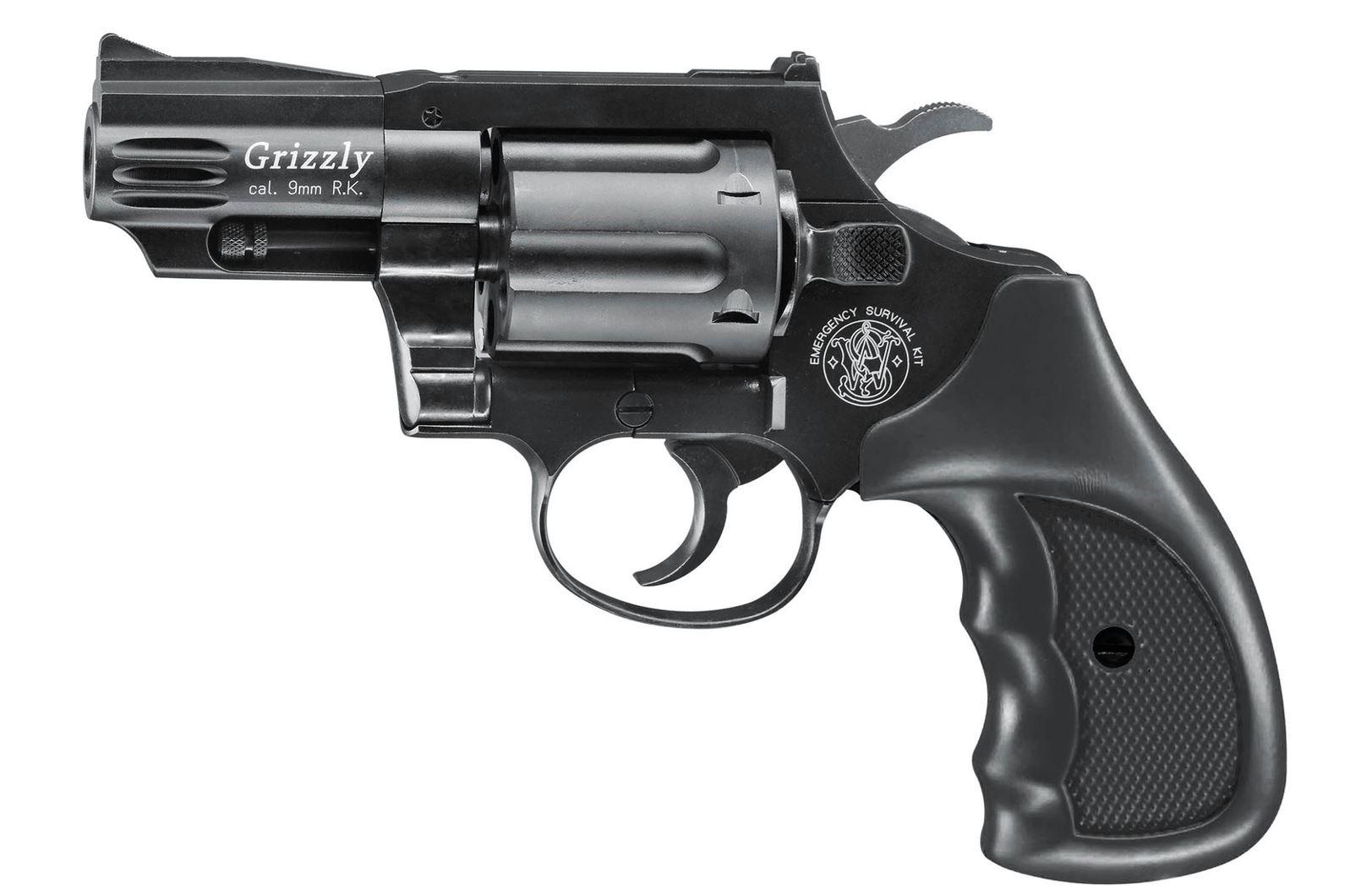 Smith & Wesson Grizzly Schreckschussrevolver