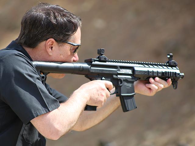 Sig Sauer MPX CO2-Luftgewehr schwarz