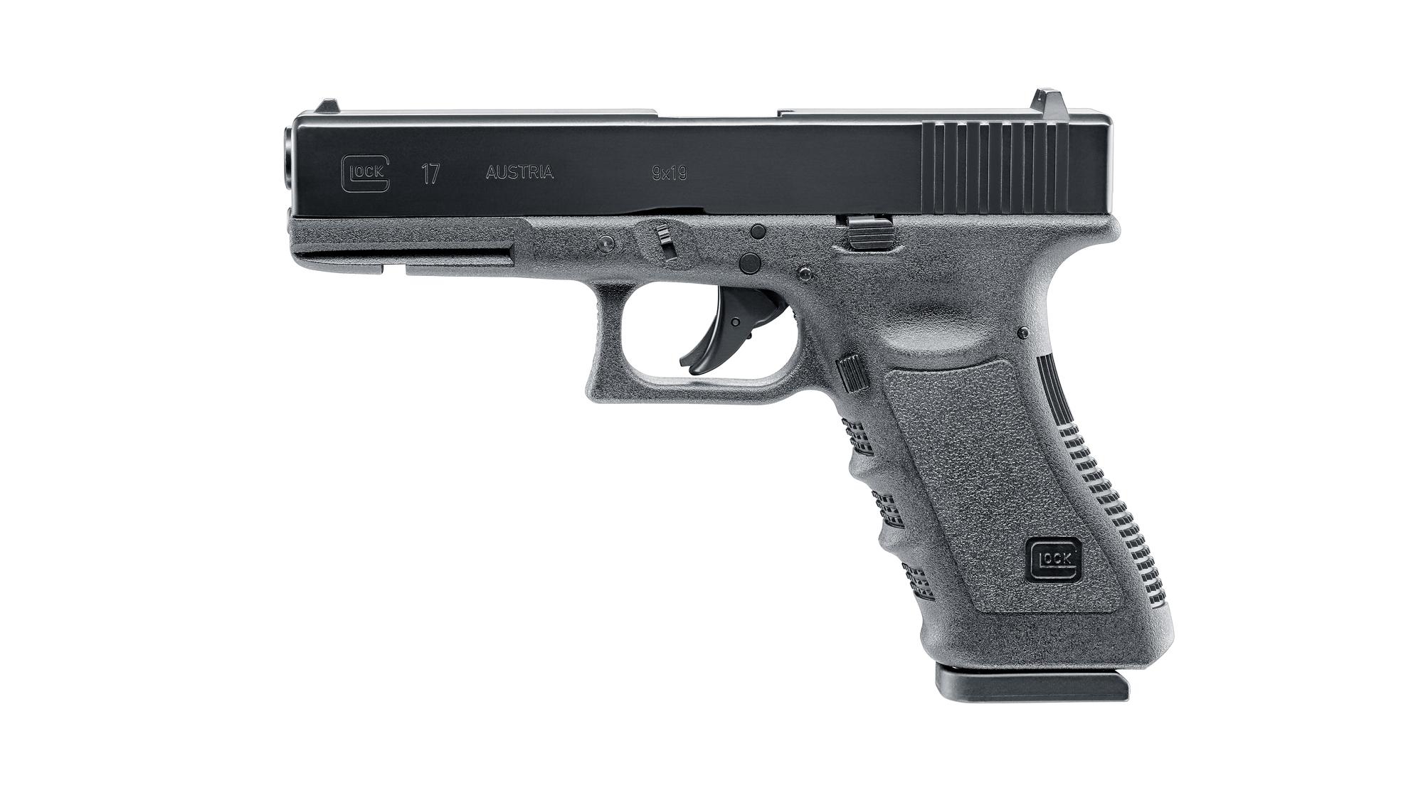 Glock 17 CO2-Pistole 4,5mm Diabolo / 4,5mm BB