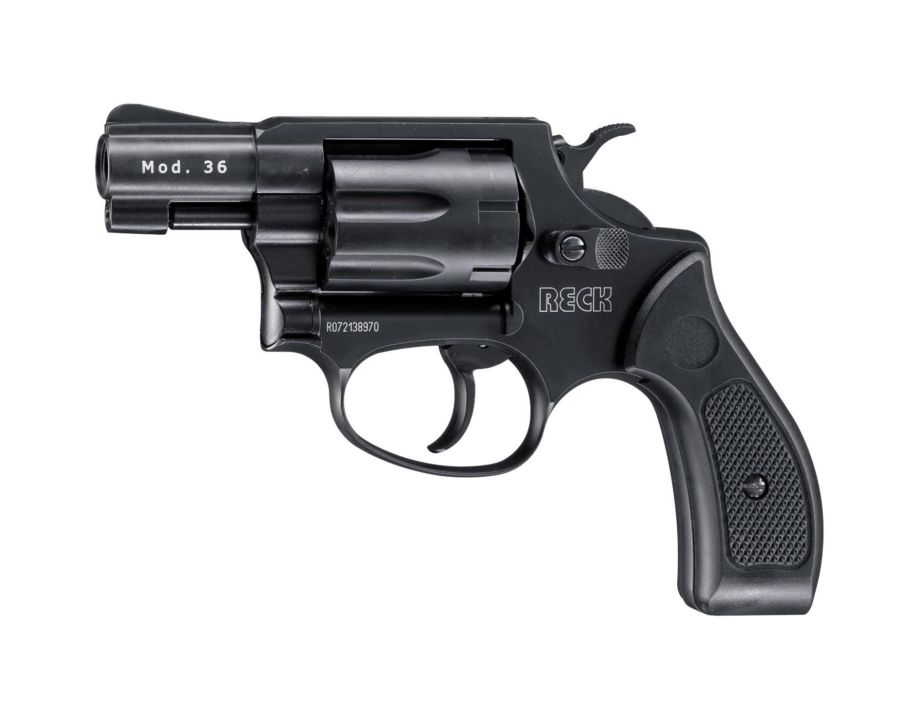 Reck Mod. 89, Schreckschussrevolver cal. 9mm R.K.