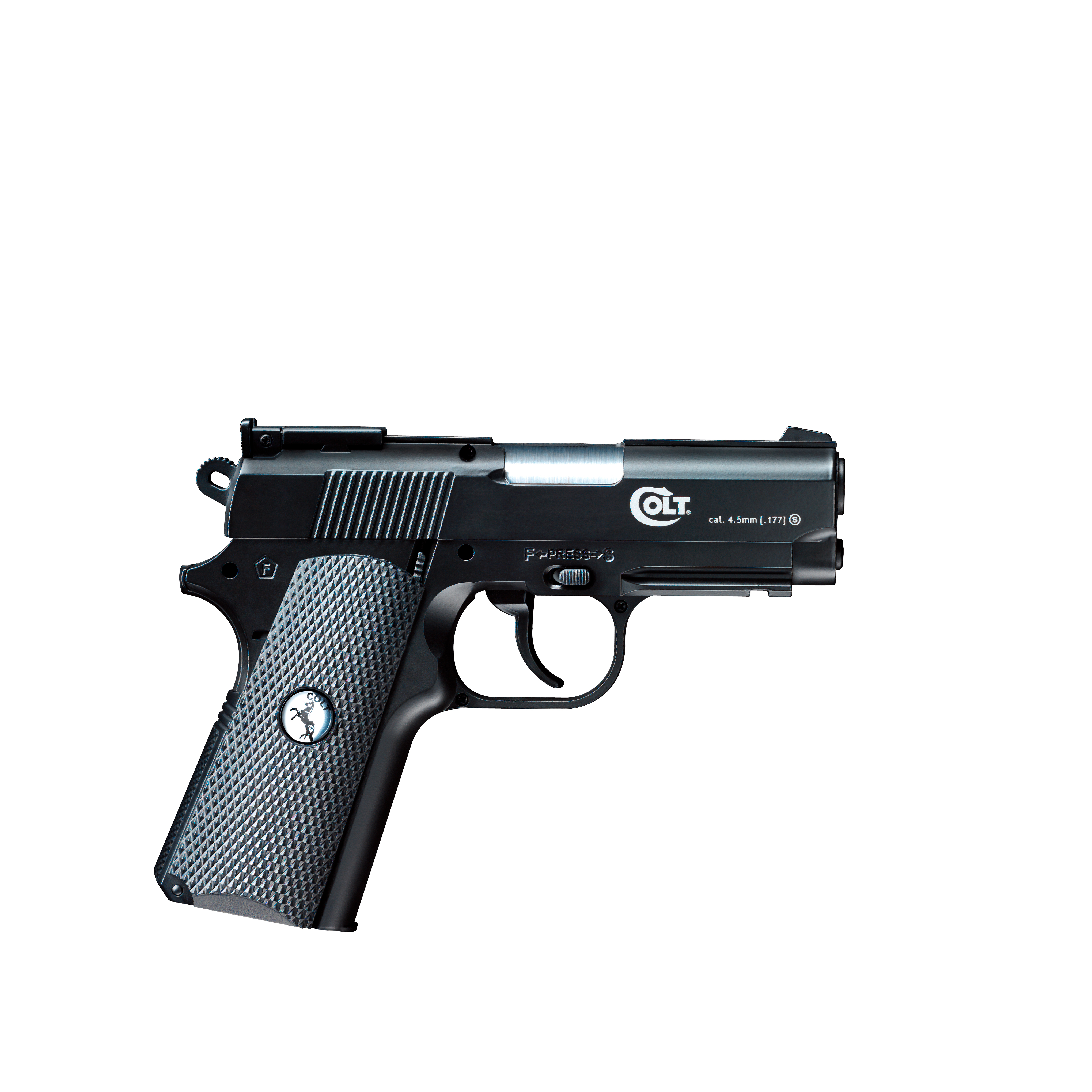Colt Defender CO2 Pistole 4,5mm BB