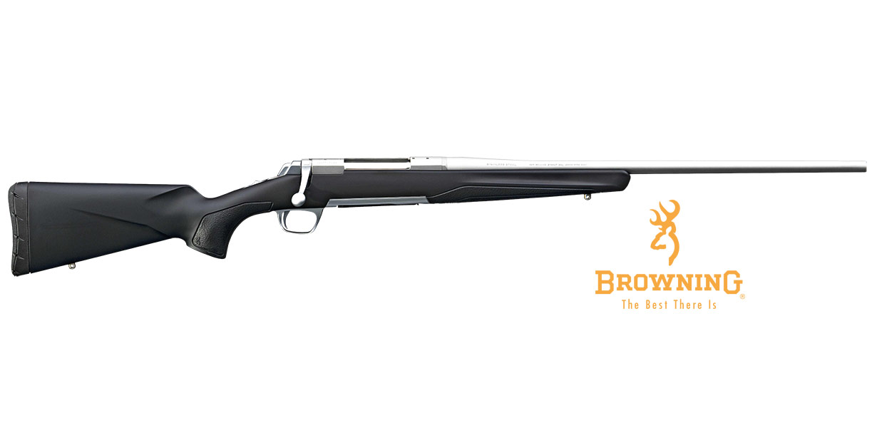 Browning X-Bolt Stainless Stalker Repetierbüchse