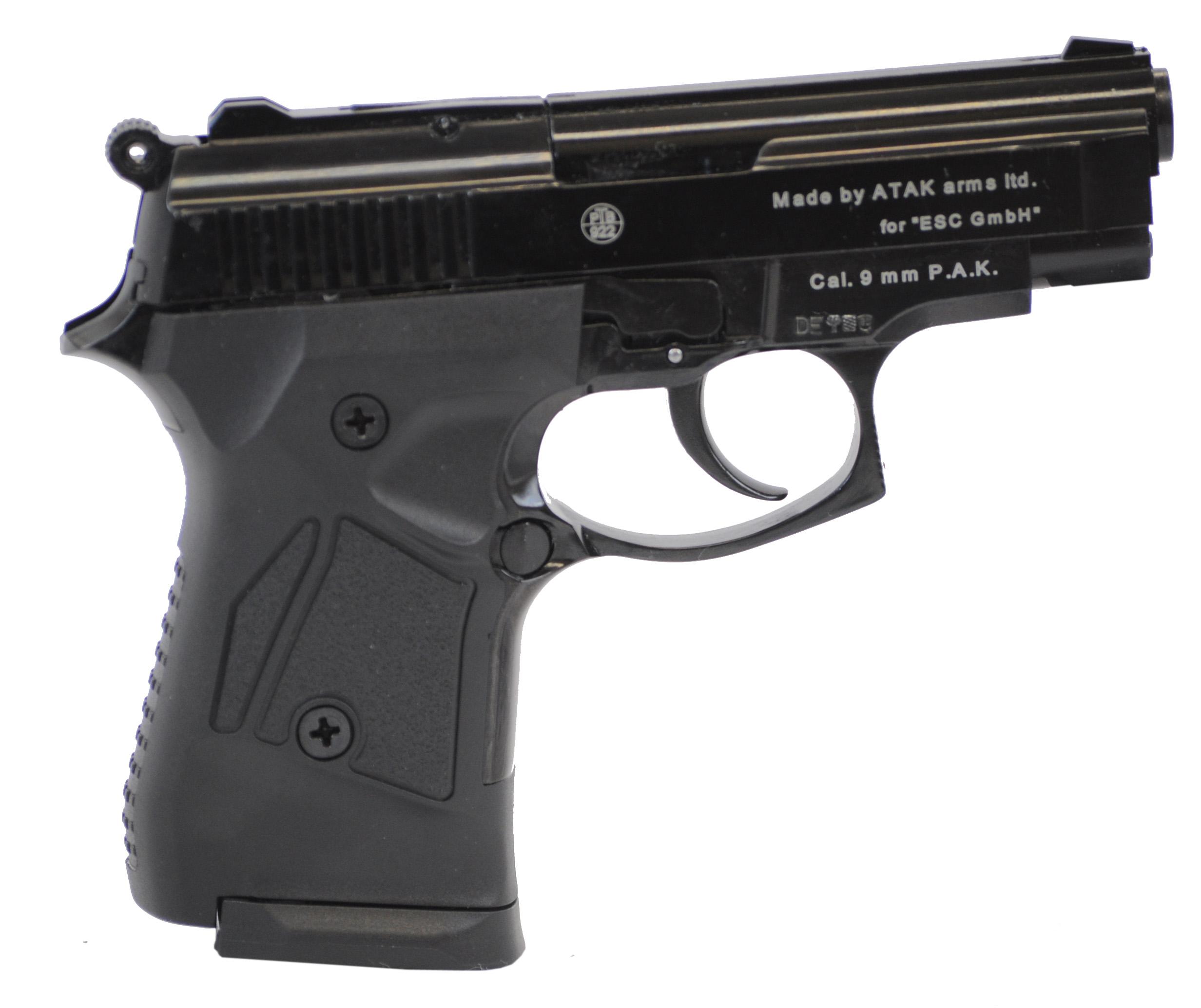 Zoraki 914 Schreckschusspistole, 9mm P.A.K schwarz