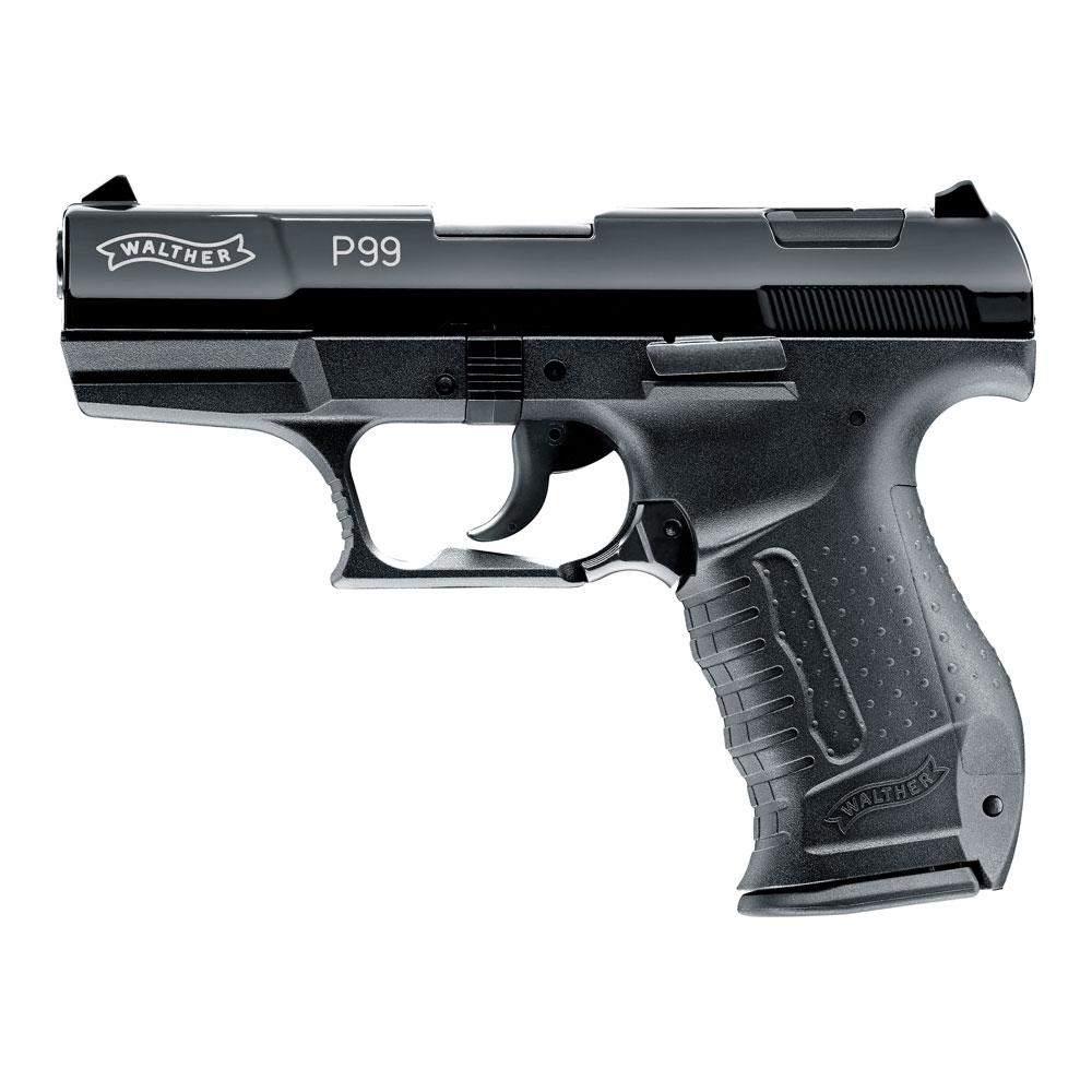 Walther P99 Schreckschuss-Pistole 20 Jahre Sonderedition
