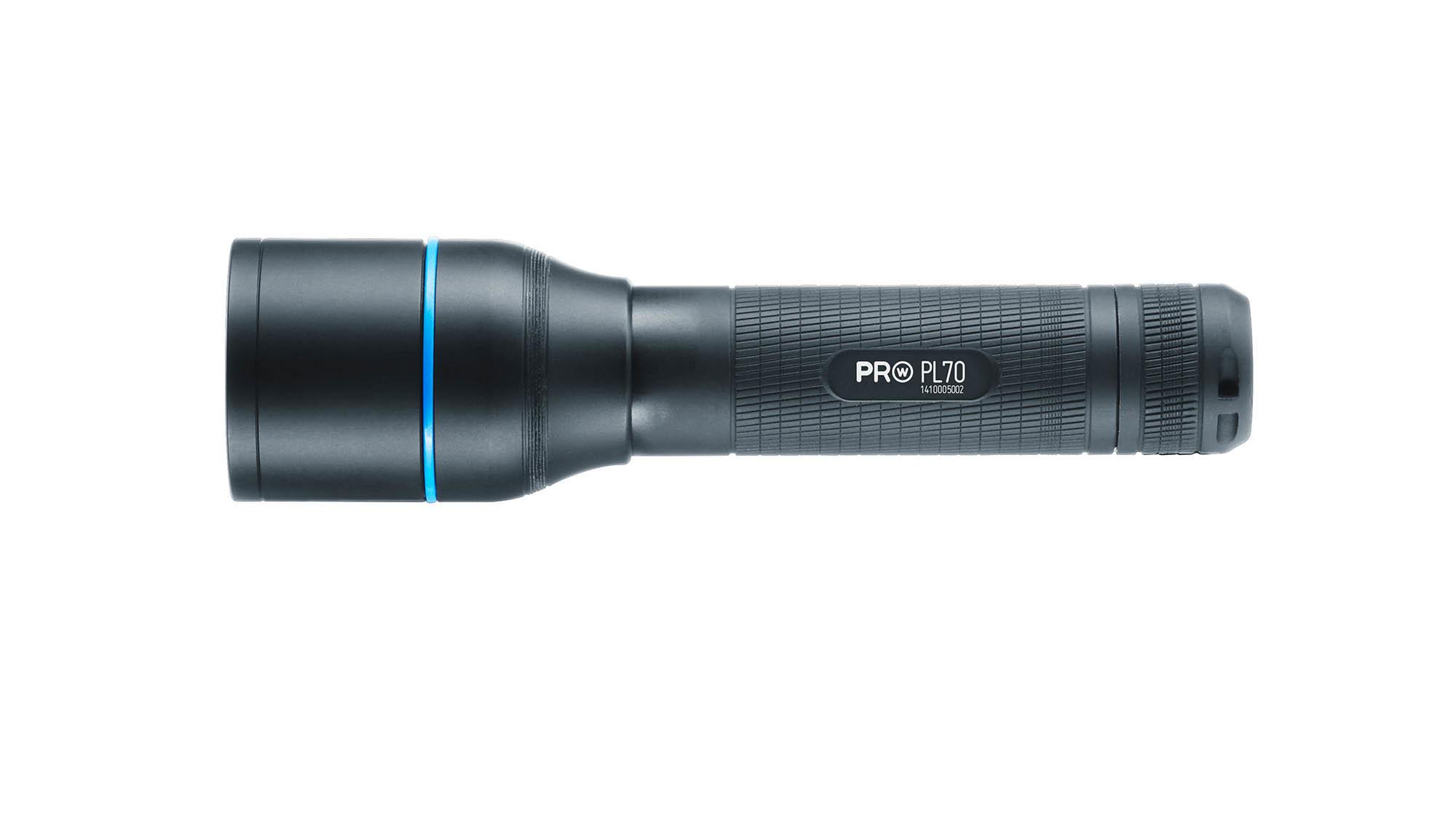 Walther PRO PL70 Taschenlampe