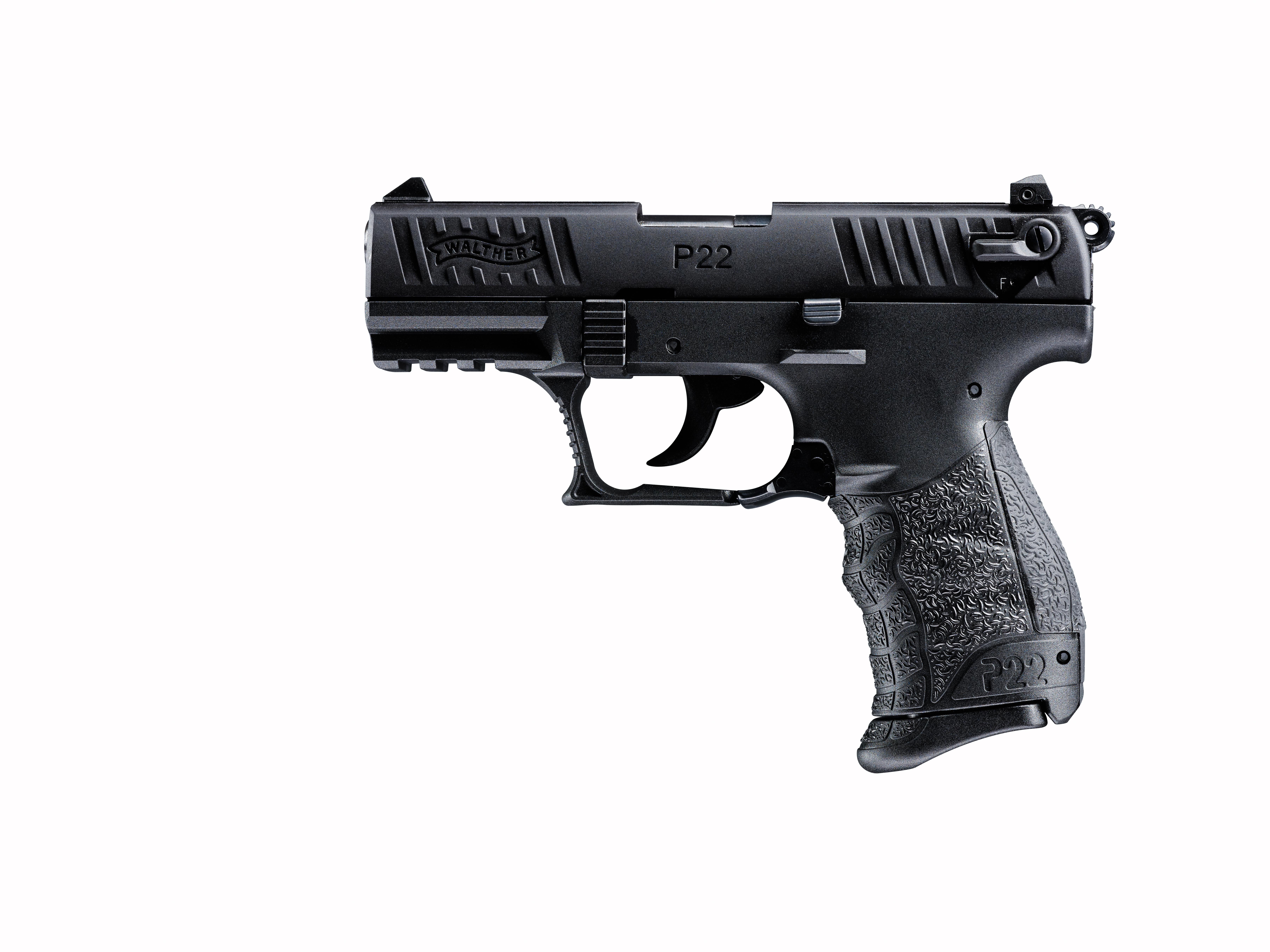 Walther P22Q Schreckschuss Pistole, 9mm P.A.K.