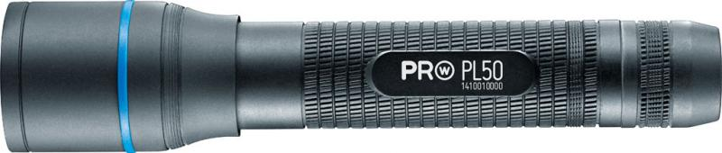 Walther PL50 Taschenlampe