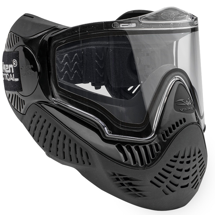 Valken MI-9 Paintballmaske schwarz