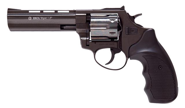 Ekol Viper Schreckschussrevolver brüniert, cal. 9mm R.K