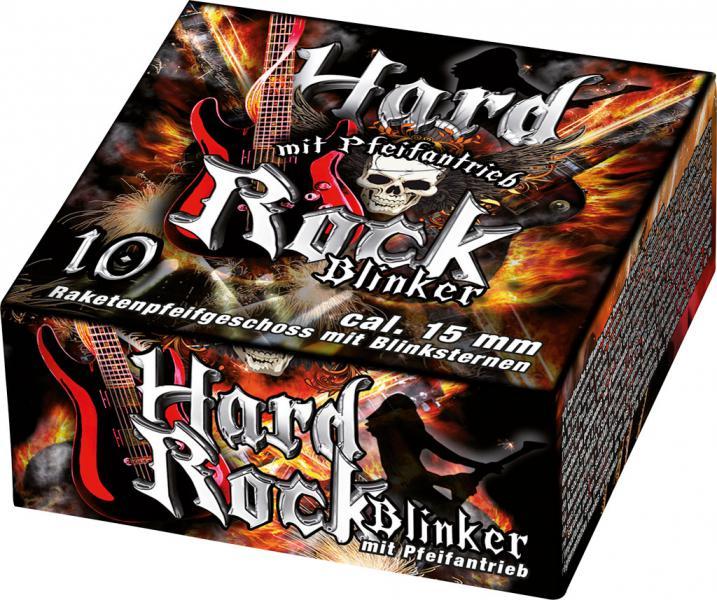 Feuerwerk Umarex Hard Rock Blinker, 10teilig cal. 15mm Pyrotechnik