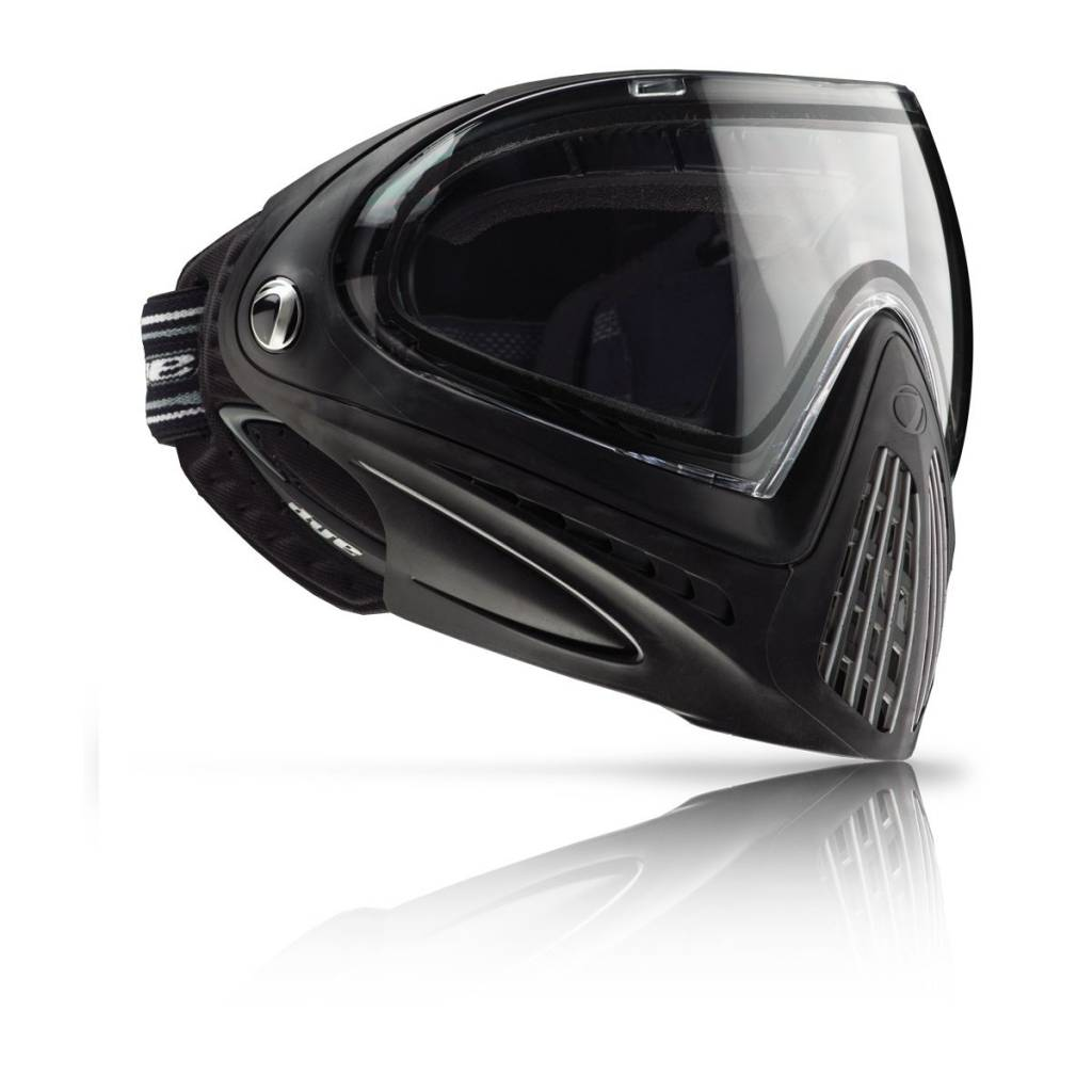 DYE I4 Paintballmaske, schwarz