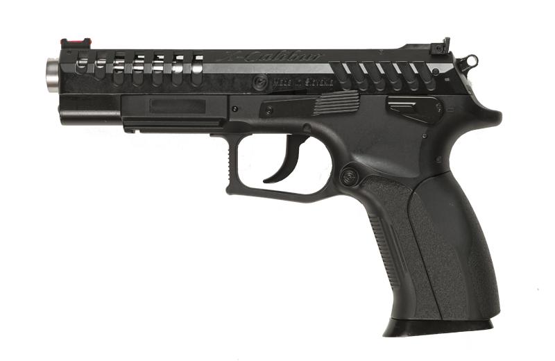 GrandPower X-Calibur CO2- Pistole Blow Back