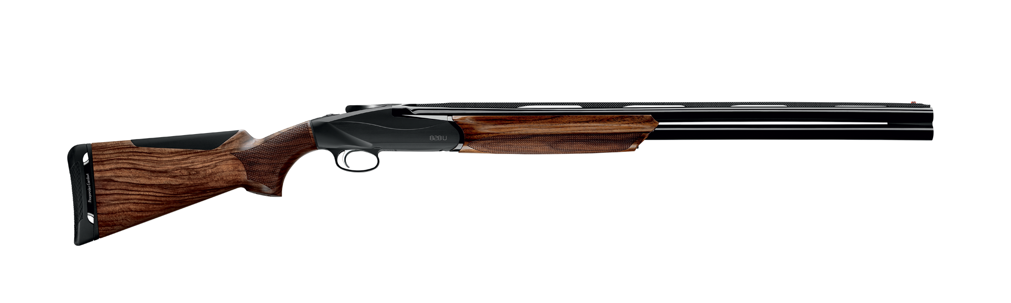 Benelli 828U Black Bockdoppelflinte BDF