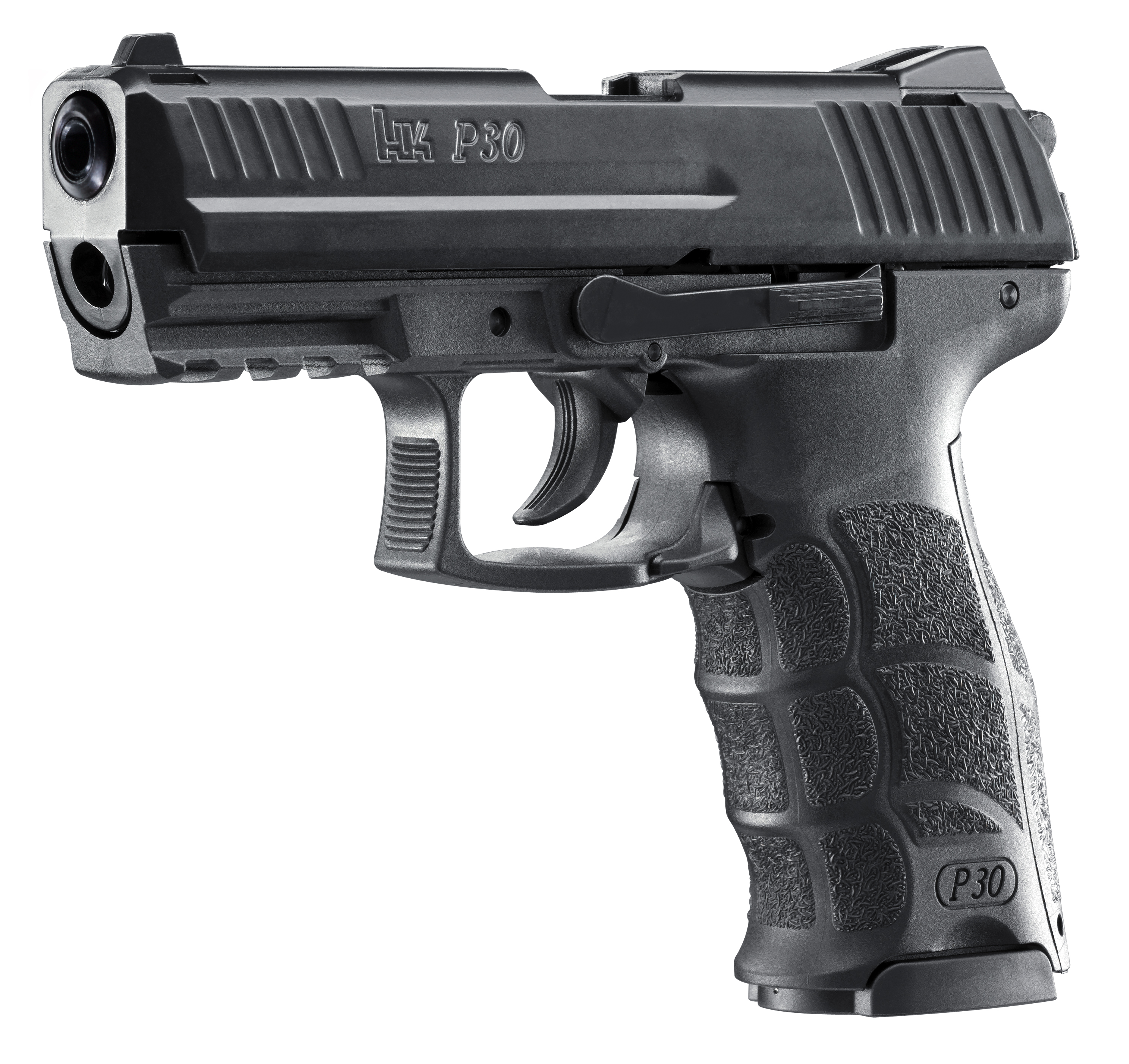 Heckler & Koch P30 Schreckschuss Pistole 9mm P.A.K. brüniert