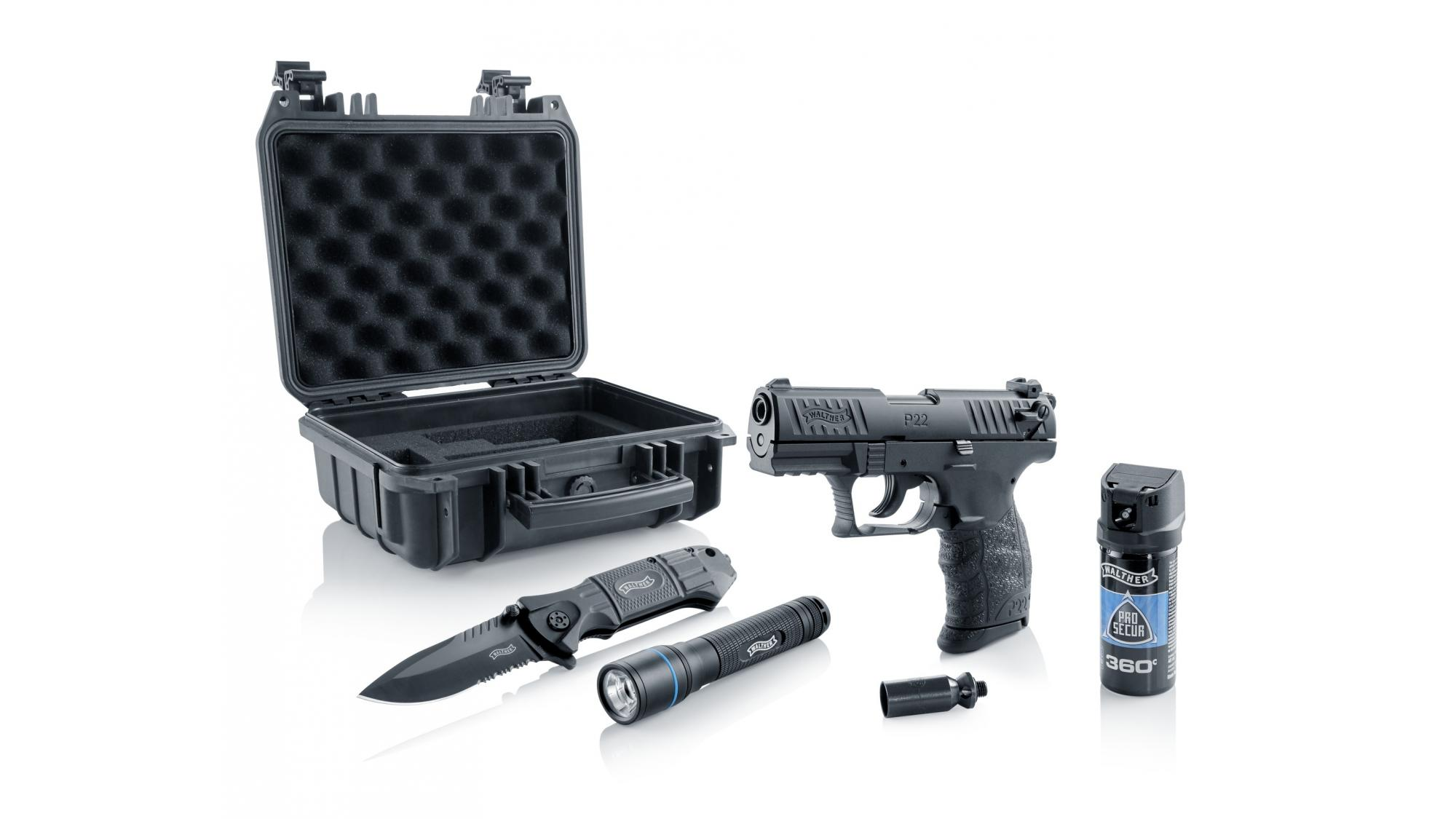 P22Q Security Pack Ready to defense