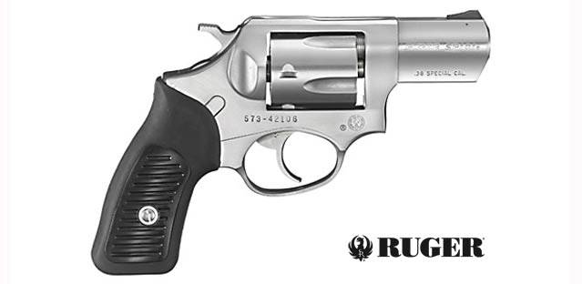 Ruger SP 101 Revolver, cal. .38Spec +P