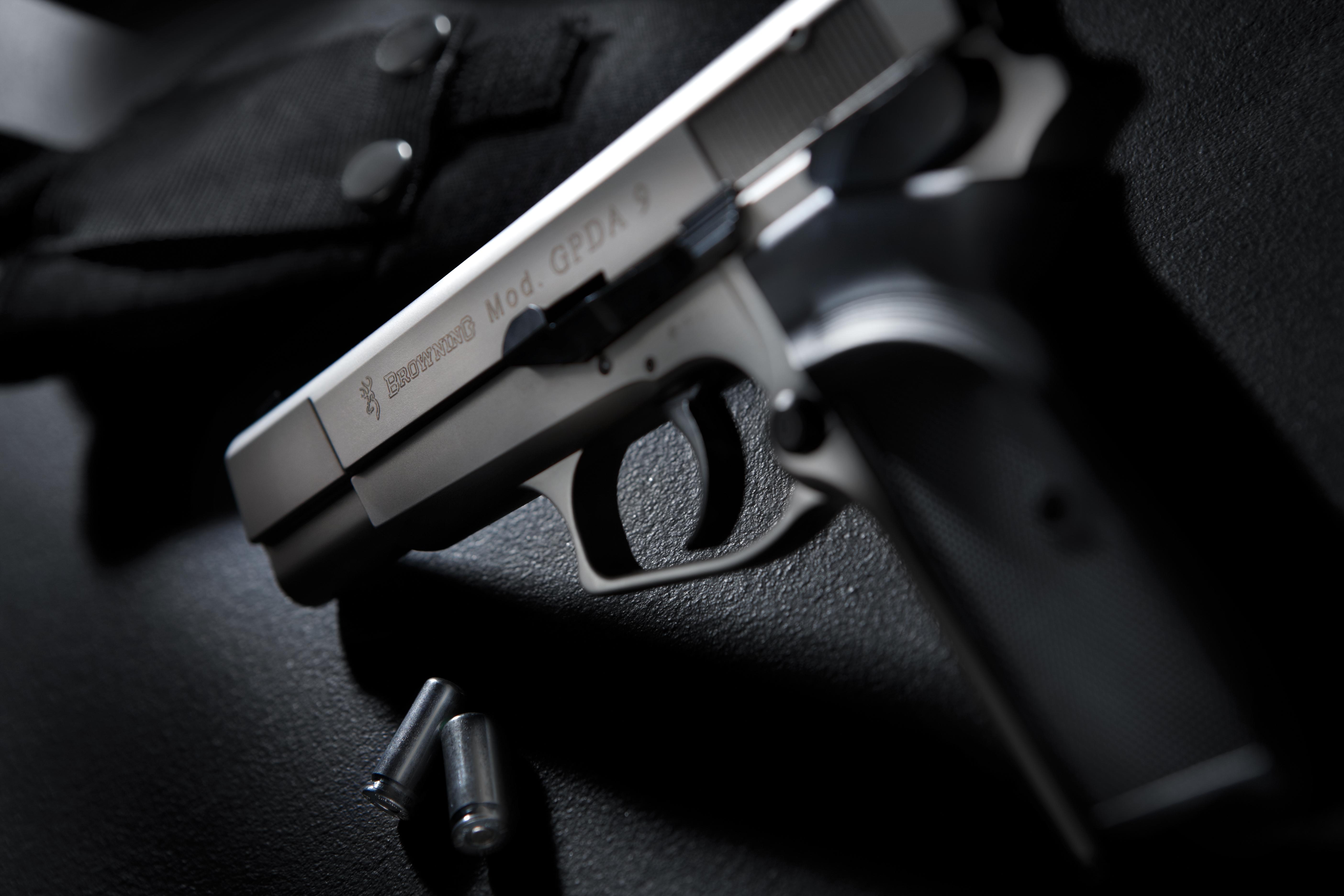 Browning GPDA 9 Schreckschuss Pistole 9mm P.A.K.