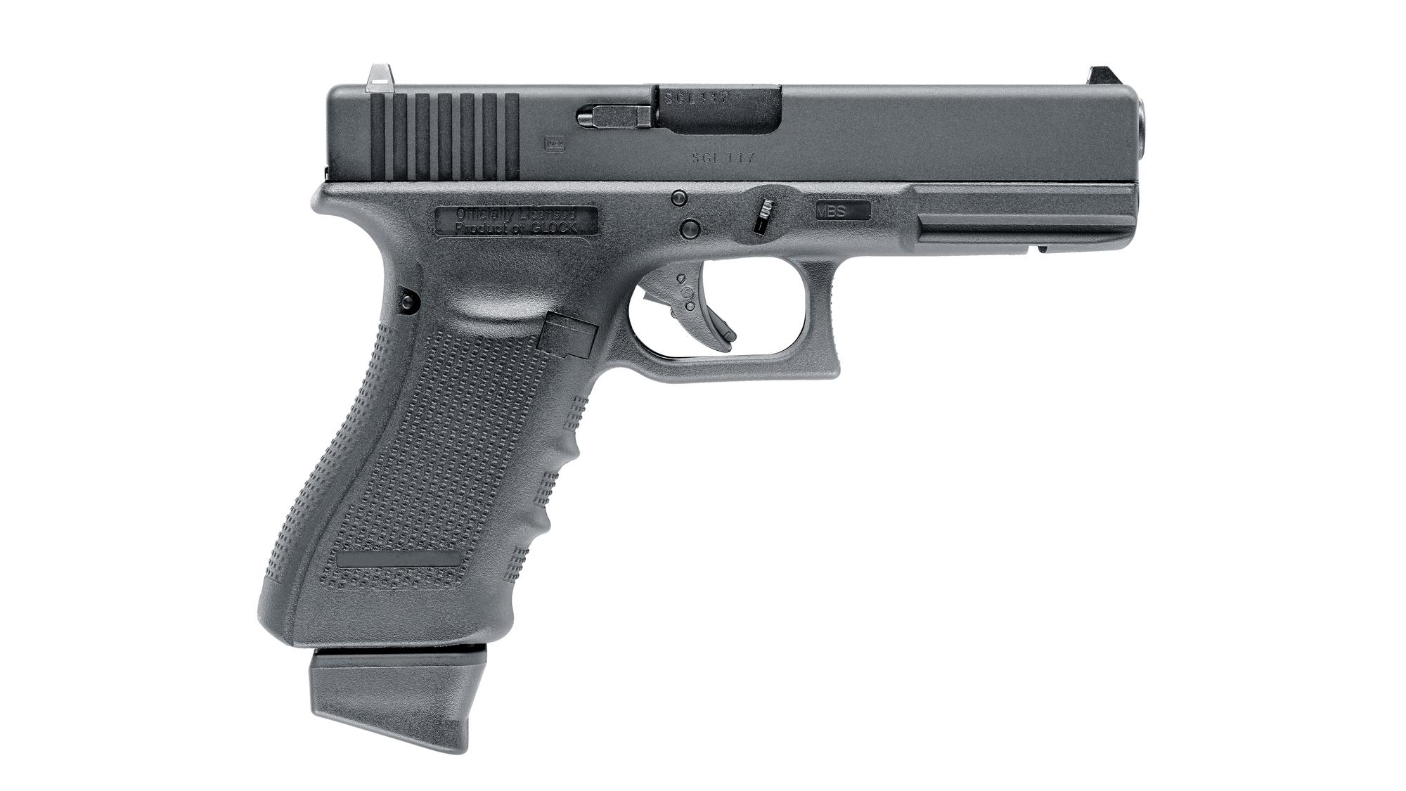 Glock 17 Gen 4 Airsoftpistole 6mm