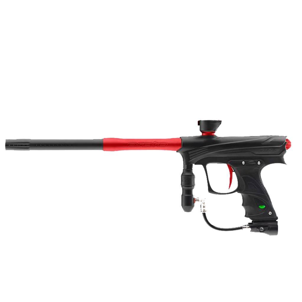 Dye Rize MaXXed Black/Red Paintballmarkierer