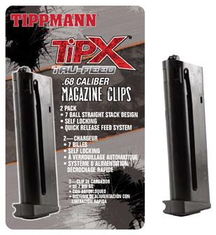 Tippmann TIPX Ersatzmagazine