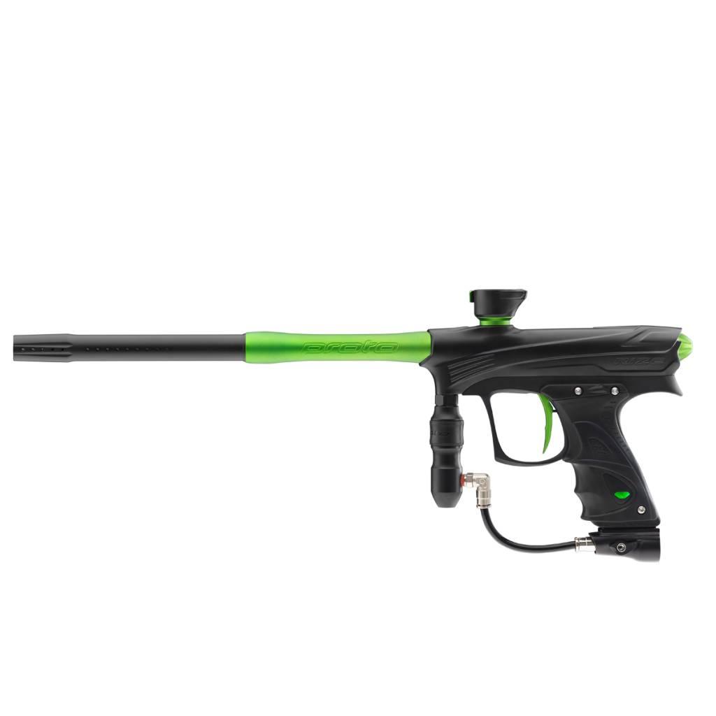 Dye Rize MaXXed Black/Lime Paintballmarkierer