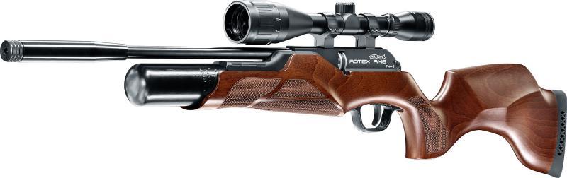 Walther Rotex RM8 Pressluftgewehr, 7,5Joule, cal. 4,5mm (0.177)