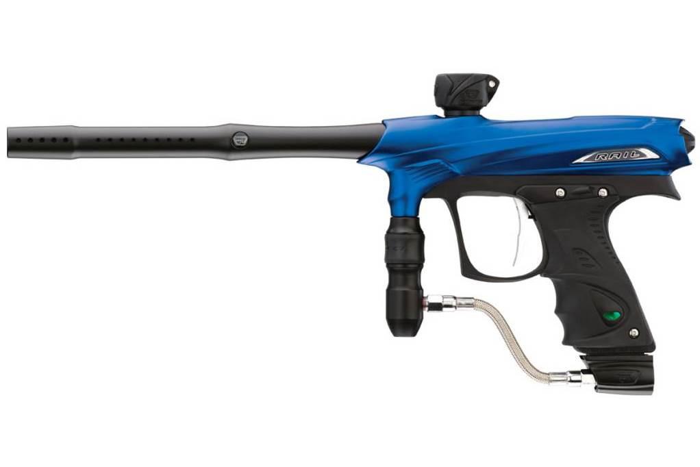 Proto Matrix Rail Paintballmarkierer, blau