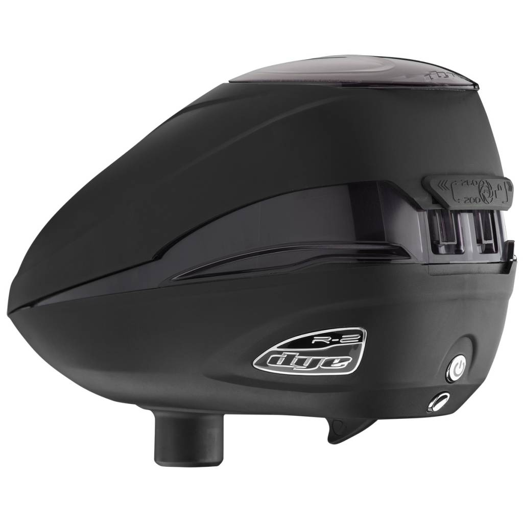 DYE Rotor R2 black/black