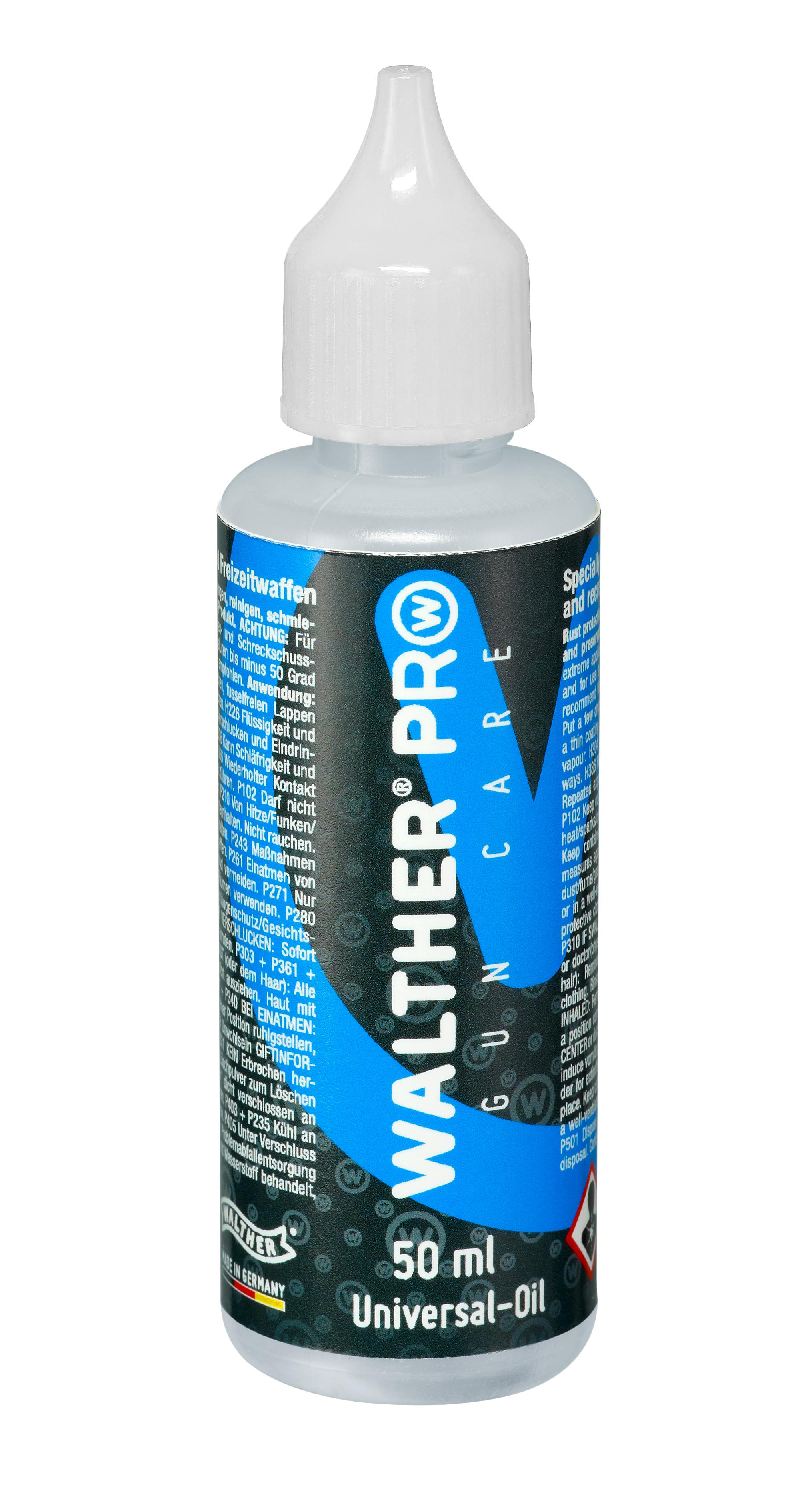 Walther Pro Gun Care Pro Öl, 50ml