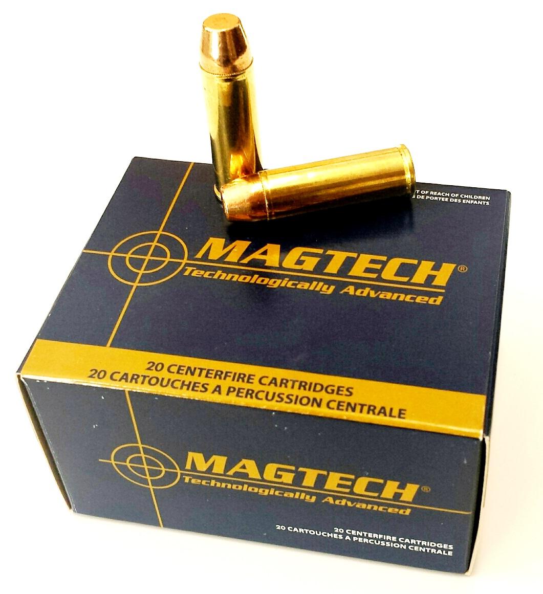 Magtech Revolverpatrone cal. .454 Casull