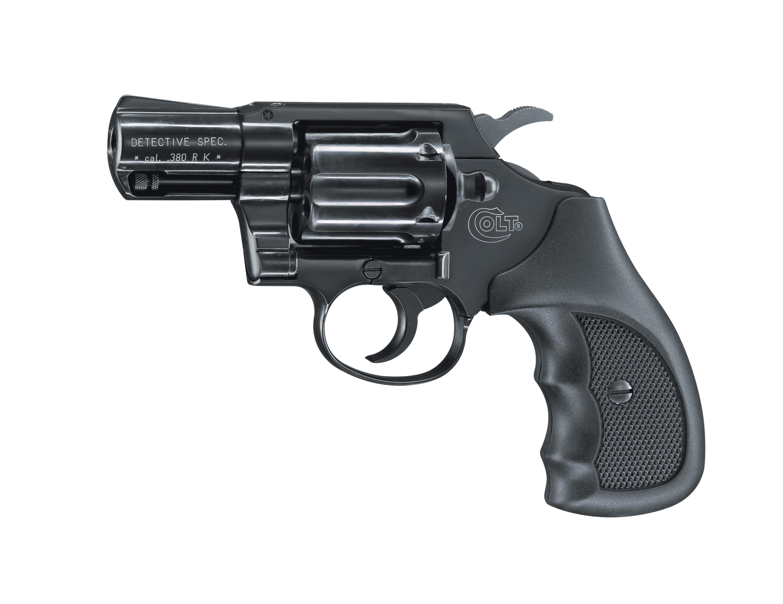 Colt Detective Special schwarz Schreckschussrevolver