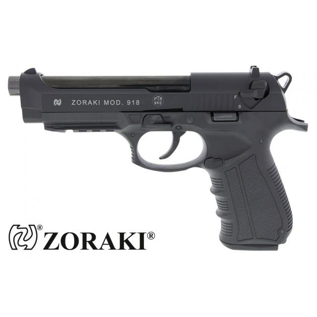 Zoraki 918 Schreckschusspistole schwarz