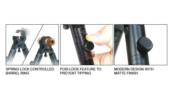 UTG Bipod für Gewehre mit Laufmontage
