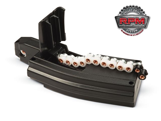Sig Sauer MCX CO2-Luftgewehr schwarz, Kaliber 4,5mm Diabolo