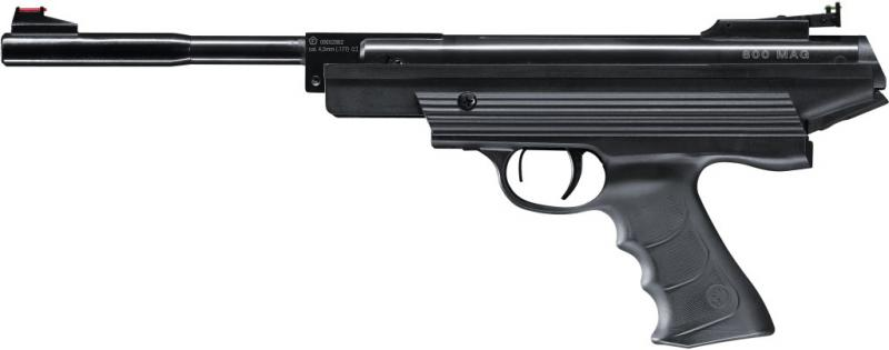 Browning 800 Mag Luftdruckpistole, cal. 4,5mm
