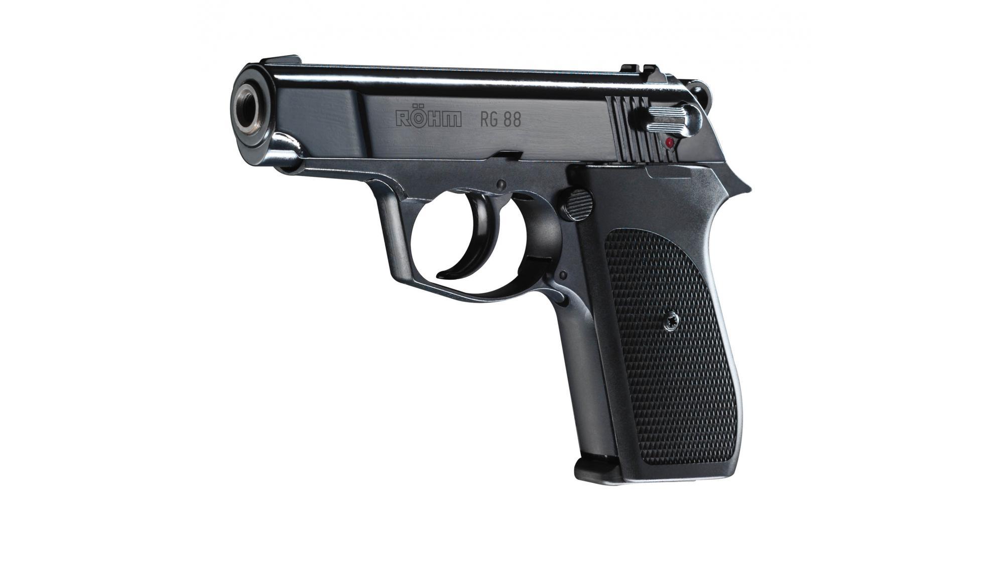 Röhm RG88 Schreckschusspistole, 9mm P.A.K
