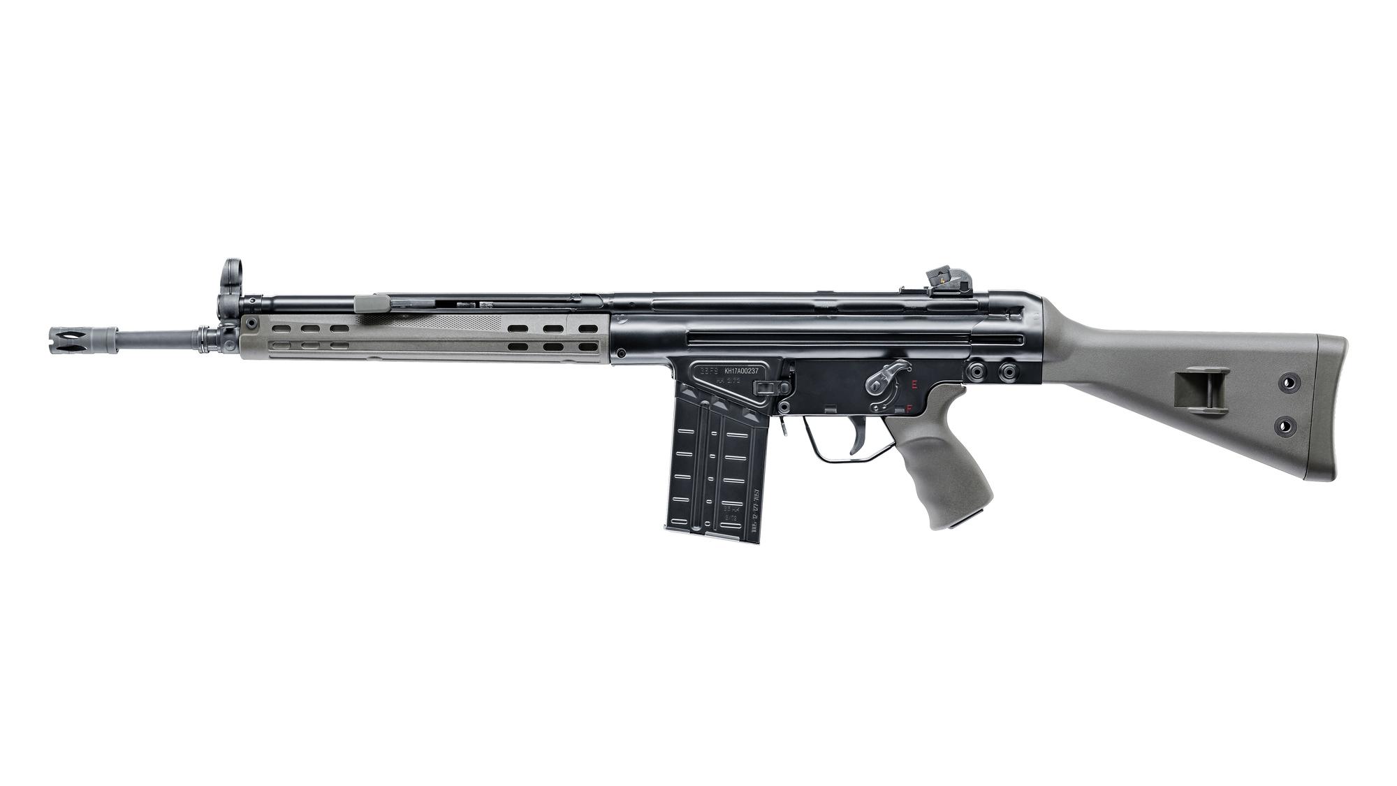Hecker & Koch G3 Sturmgewehr Airsoftgewehr GBB