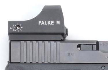 FALKE M Schlittenmontage