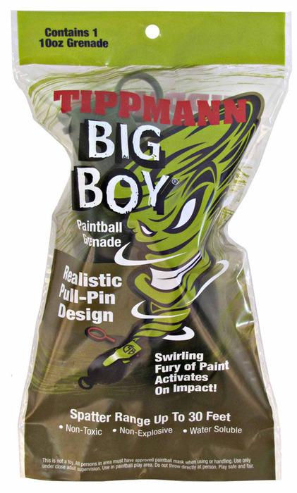 Tippmann BigBoy Paintball Granate