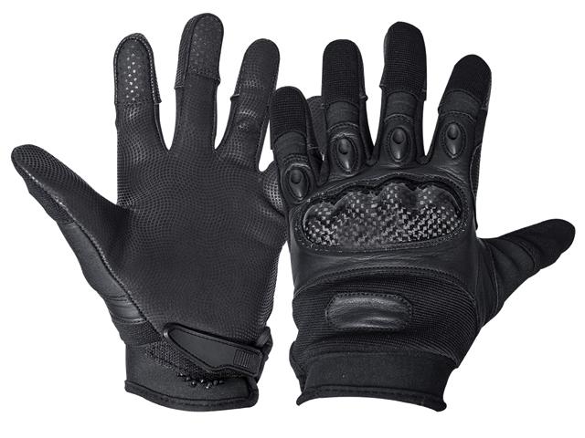 Handschuhe Combat schwarz