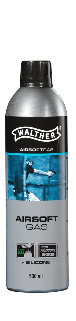 Walther Airsoftgas 500ml