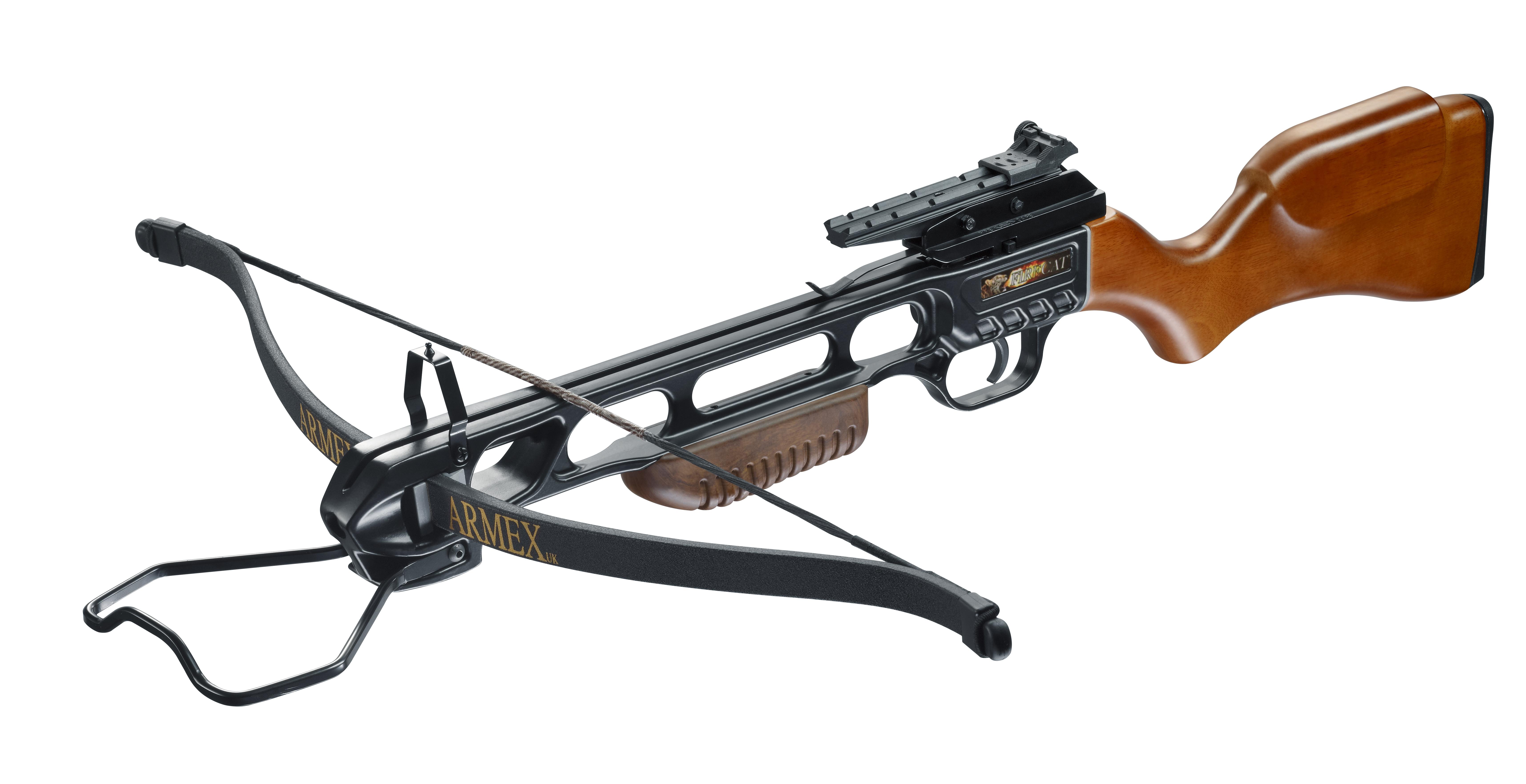 Firecat Recurve Armbrust